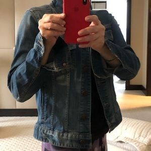Cool J, Crew jeans jacked, excellent condition.